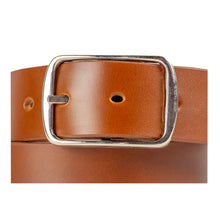 Load image into Gallery viewer, 40mm Tan Leather Belt