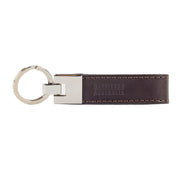 Leather Keyring Brown - Harrisson Australia