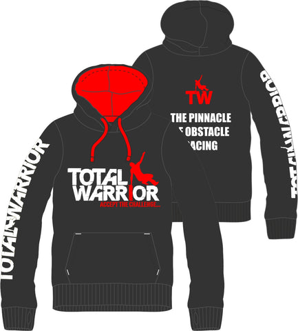 TOTAL WARRIOR DUAL COLOUR CLASSIC HOODIE