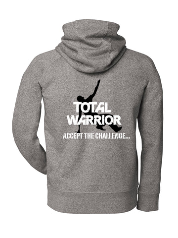 Total Warrior 2017 Soft finish Pullover Hoodie