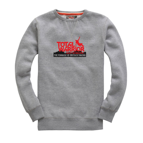 Total Warrior 2017 Logo Premium Pullover Sweatshirt