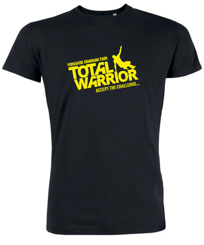MEN'S IN TRAINING FOR TOTAL WARRIOR YORKSHIRE T-SHIRT