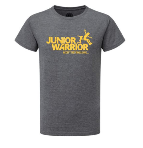 TOTAL WARRIOR 2019 KIDS JUNIOR WARRIOR HD TEE