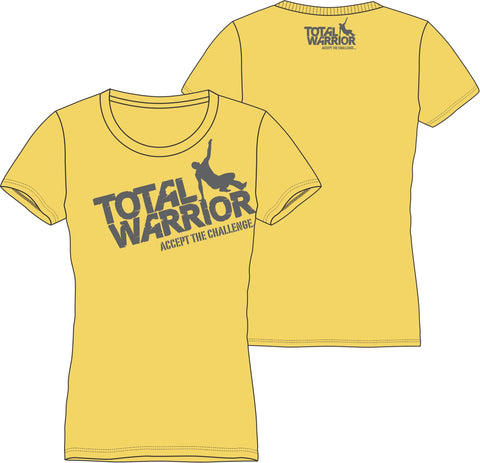 Total Warrior Ladies 2016 Technical T-Shirt
