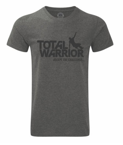 TOTAL WARRIOR 2019 MENS LOGO HD TEE