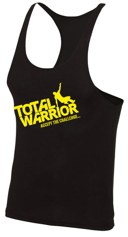 MEN'S TOTAL WARRIOR MUSCLE TANK TOP