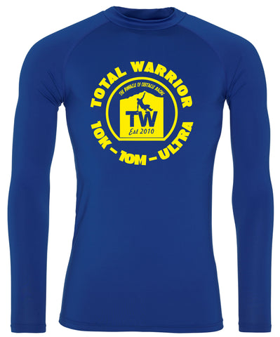 MEN'S TOTAL WARRIOR COOL LONG SLEEVE BASE LAYER