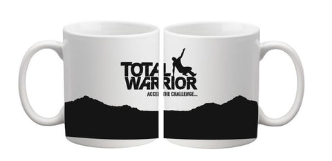 TOTAL WARRIOR 2019 MUG