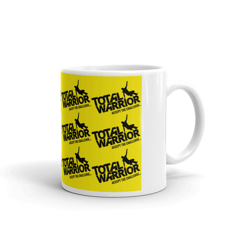TOTAL WARRIOR 2018 MUG