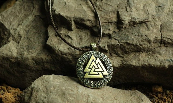 Scandinavian Viking Necklace