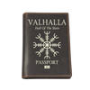 Valhalla Passport Cover - Genuine Leather Card Holders