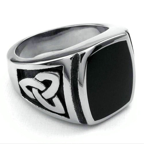 Celtic Infinite Knot Viking Ring