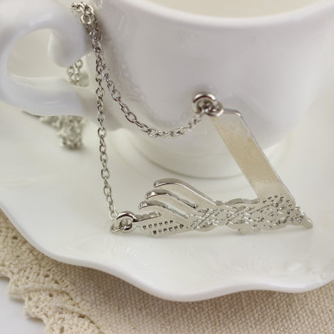 Boutique Silver Plated Necklace