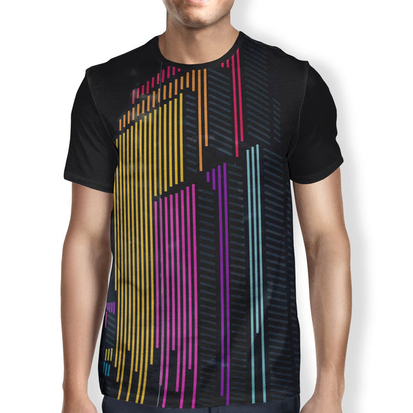 Vertical City Men's T-shirt
