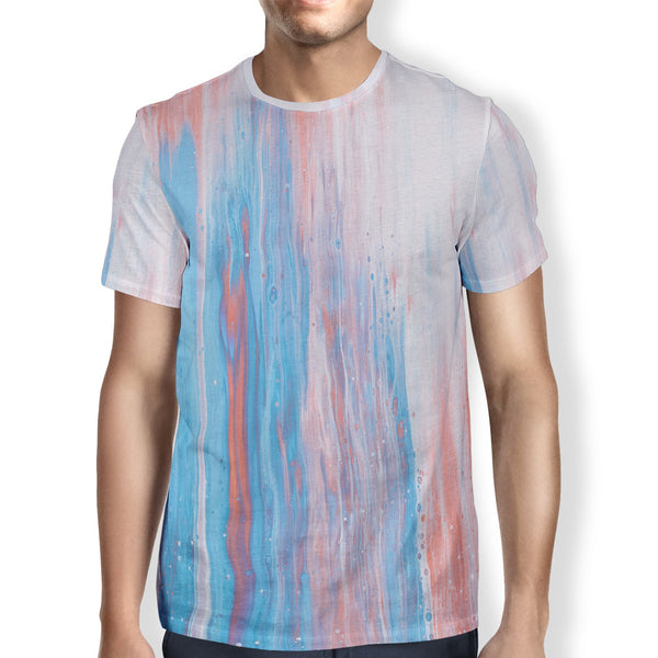 Mixed Paint Men's T-Shirt