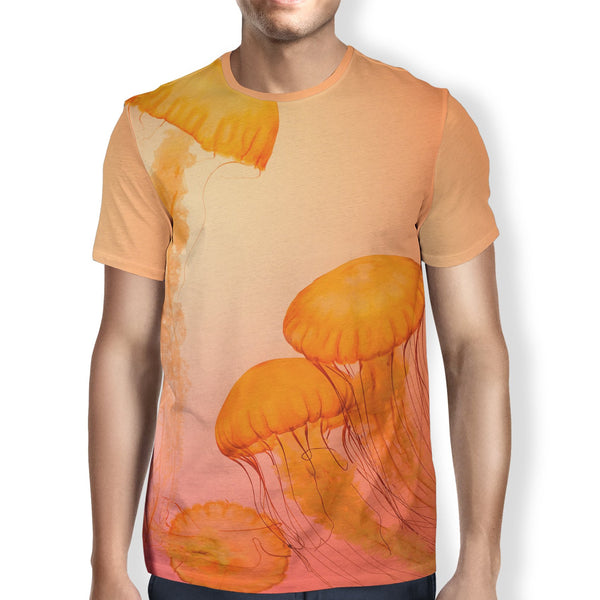 Yellow Jelly Men's T-Shirt