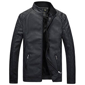 Motorcycle PU Leather Jackets