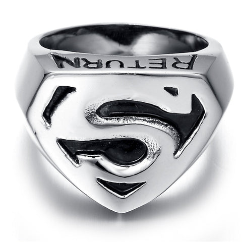 Superman Return Hero Ring