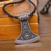 Antique Silver Amulet