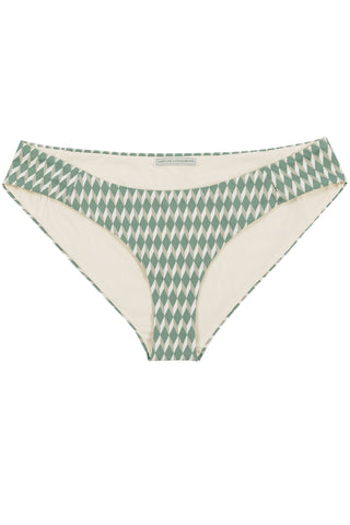 BRIEFS - The Classic Cut - Sage Signature Print