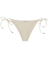 BRIEFS - The Side Tie - Ivory
