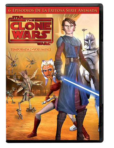 Star Wars: The Clone Wars Temporada 2 Volumen 2