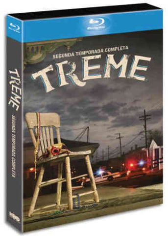Treme Temporada 2 Blu-Ray