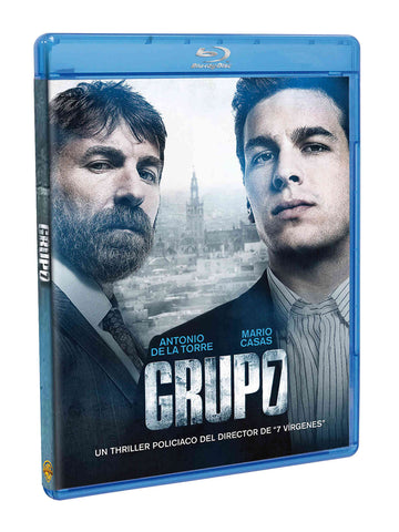 Grupo 7 Bluray