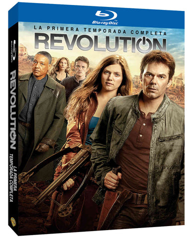 Revolution  Temporada 1 Blu-Ray