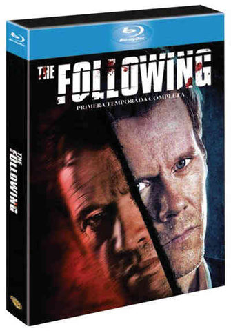 The Following  Temporada 1 Blu-Ray