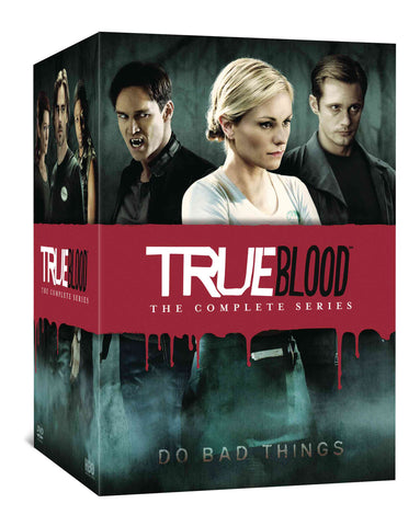 Pack True Blood Temporada 1-7