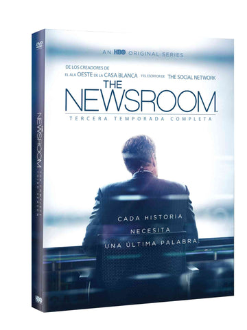 The Newsroom Temporada 3
