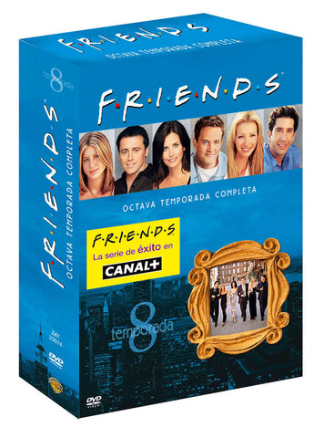 Friends Temporada 8