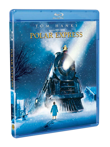 Polar Express Blu-Ray