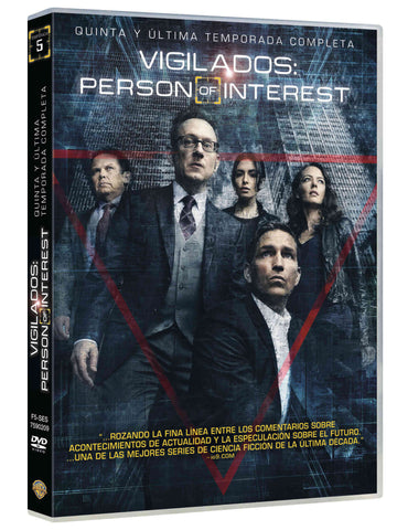 Vigilados (Person Of Interest) Temporada 5