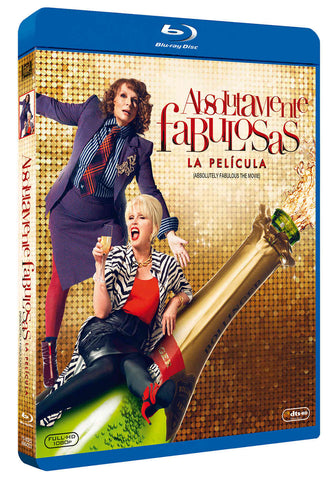 Absolutamente Fabulosas Blu-Ray