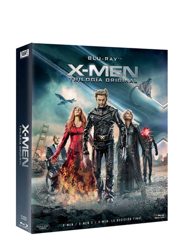 Trilogía X-Men Original Blu-Ray