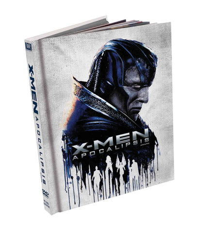 X-Men Apocalipsis Digibook