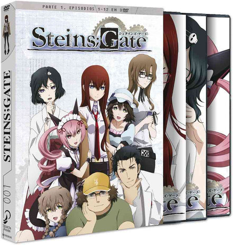 Steins Gate Box 1 Parte 1