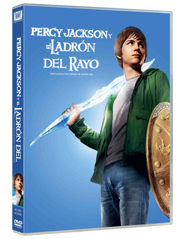 Percy Jackson (Color)