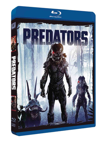 Predators Blu-Ray