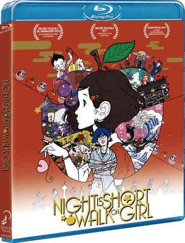 Night Is Short Blu-Ray