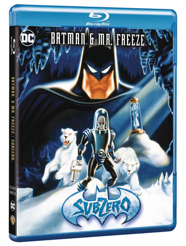 Batman   Mr Frio. Subzero Blu-Ray