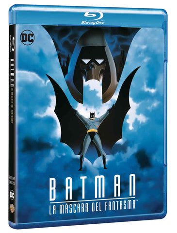 Batman: La Mascara Del Fantasma Blu-Ray
