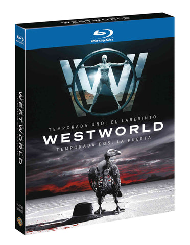 Westworld Temporada 1+2 Blu-Ray