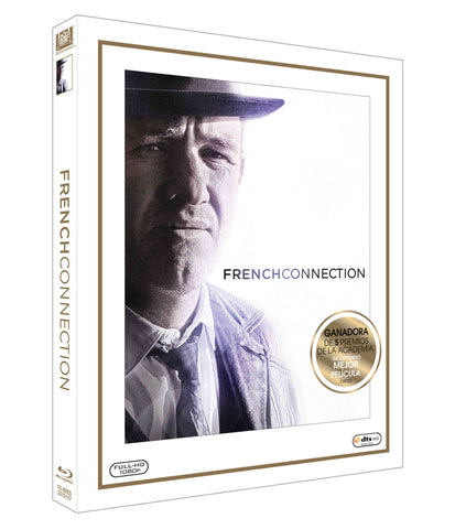 French Connection 1 - Blu Ray - Col Oscars