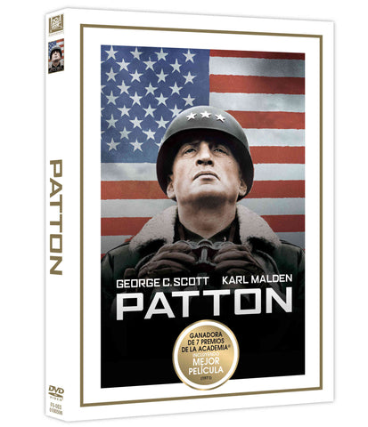 Patton - Col Oscars