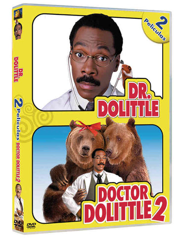 Dr. Dolittle 1, 2 - Duo