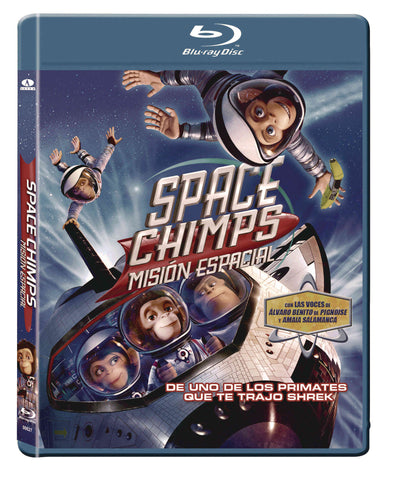 Space Chimps: Mision Espacial(Bd)