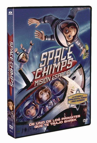 Space Chimps: Mision Espacial